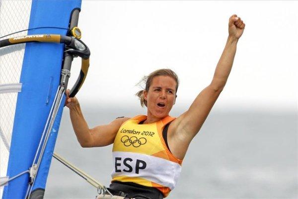 Marina Alabau ha conseguido el primer oro para España
