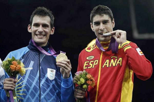 Nico García consiguió otra plata más en taekwondo