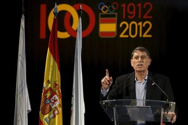 José María Odriozola podría dejar de ser presidente de la Federación de Atletismo