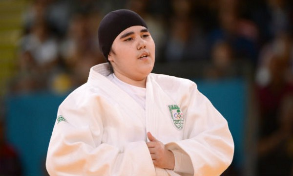 Wojdan Shaherkani fue la primera mujer que compitió por Arabia Saudi en unos JJOO