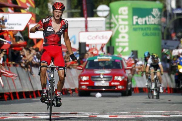 Steve Cummings ganó la decimotercera etapa de la Vuelta 2012