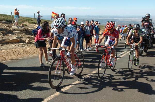 Joaquim Rodríguez entra en la terna de favoritos a pelear por la Vuelta a España 2012