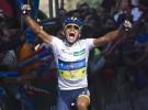 Vuelta a España 2012: Contador gana y se viste de líder el día más inesperado