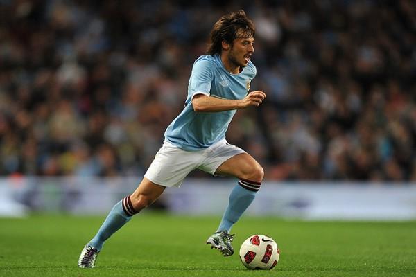 Silva seguirá cinco temporadas más en el Manchester City