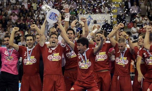 ElPozo Murcia, campeón de la Supercopa de España 2012/13