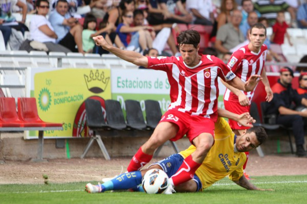 Girona goleó a Las Palmas por 5-0 en la Jornada 5 de la Liga Adelante