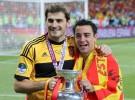 Iker Casillas y Xavi Hernández ganan el Premio Príncipe de Asturias de los Deportes 2012