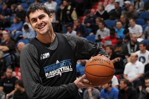 Darko Milicic jugará ahora en los Boston Celtics