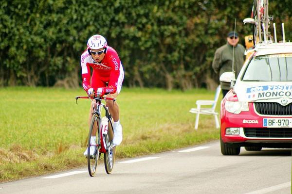 David Moncoutie se retira del ciclismo a los 37 años