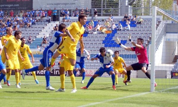 El Sabadell apeó al Hércules de la Copa del Rey