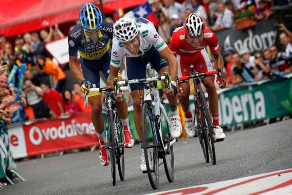 Valverde, Contador y Purito son las bazas españolas en el Mundial