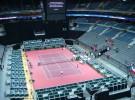 El 02 Arena de Praga será sede de las finales de Copa Federación y Copa Davis