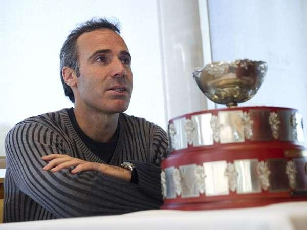 Copa Davis 2012: ¿quiénes serán los elegidos por Corretja para la final España-República Checa?