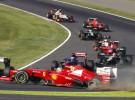 GP de Japón 2012 Fórmula 1: Vettel gana, Alonso abandona y el Mundial se aprieta