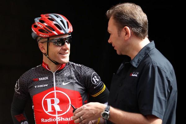Bruyneel y Leipheimer se han visto afectados por el caso Lance Armstrong