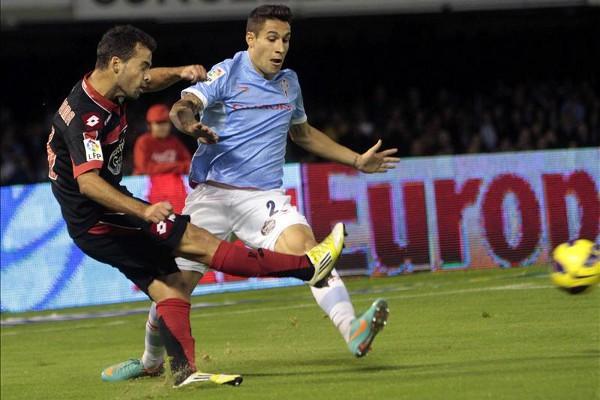 El derbi gallego en Balaidos se saldó con empate a 1 gol