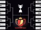 Copa del Rey 2012/13: sorteo de los emparejamientos de dieciseisavos de final