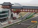 GP de Corea 2012 Fórmula 1: previa, horarios y retransmisiones de la carrera de Yeongam
