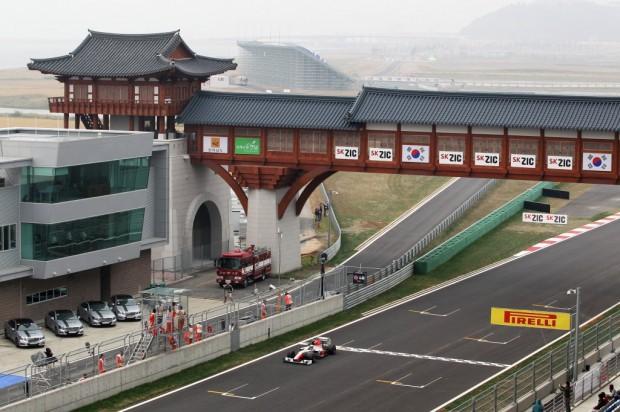 Corea-Formula-1