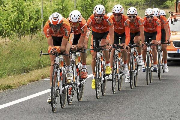 El equipo Euskaltel tendrá a partir de 2013 ciclistas extranjeros