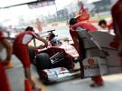 GP de India 2012 Fórmula 1: Sebastian Vettel manda en los libres del viernes, Alonso es 3º