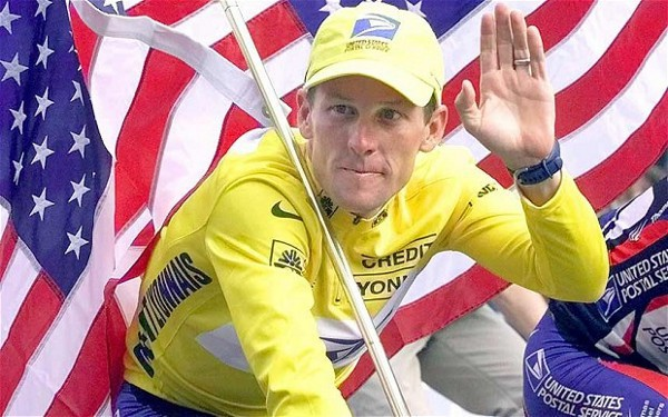 Lance Armstrong se queda sin sus siete Tours