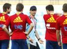 España sub 21 se juega ante Dinamarca el jugar el Europeo de 2013