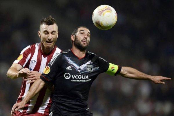 El Lyon superó al Athletic y lo deja al borde de la eliminación