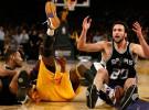 La NBA multará y castigará a los jugadores que intenten engañar a los árbitros