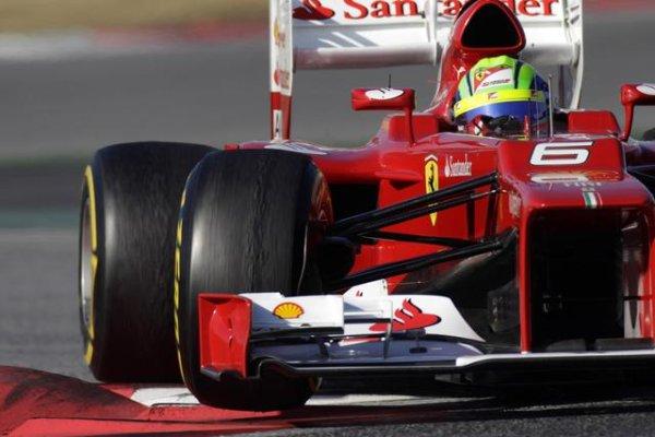 Felipe Massa continuará un año más en Ferrari