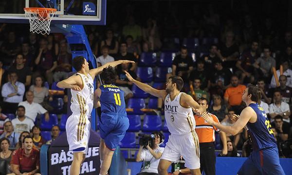 Navarro y Mirotic están considerados por la NBA como los mejores fuera de la liga