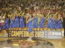 Perfumerías Avenida gana la Supercopa de baloncesto femenino de 2012