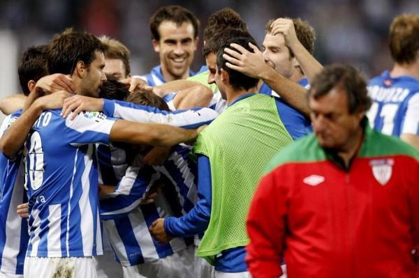 La Real Sociedad ganó el primer derby vasco de la temporada