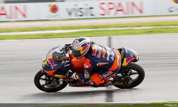 Cortese es el primer campeón de la historia en Moto3