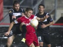 Europa League 2012-13: un empate del Levante, el mejor resultado