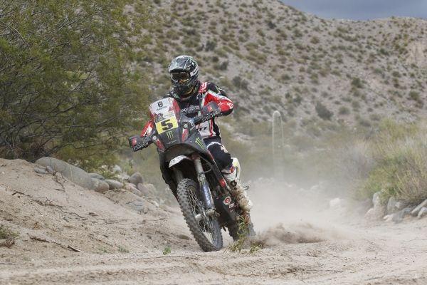 Dakar 2013: Joan Barreda suma su cuarta etapa; Cyril Despres se coloca líder