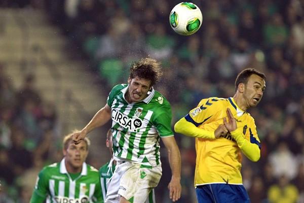 El Betis pasa a cuartos de final tras eliminar a Las Palmas
