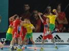 Mundial de balonmano 2013: resumen de la Jornada 1