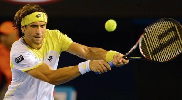 David Ferrer Open de Australia