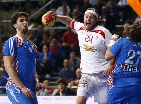 Dinamarca gano a Croacia