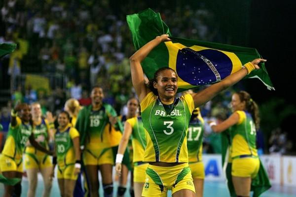 Alexandra Do Nascimento, mejor jugadora de balonmano 2012