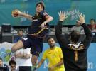 Mundial de balonmano 2013: España gana a Australia por 40 goles de diferencia
