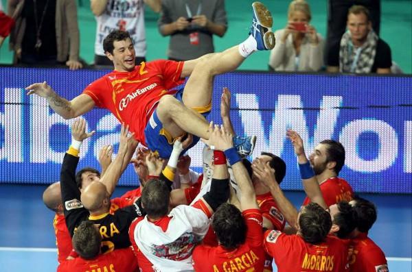 Mundial de balonmano 2013: España campeona del mundo