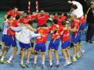 Mundial de balonmano 2013: España y Dinamarca jugarán la gran final