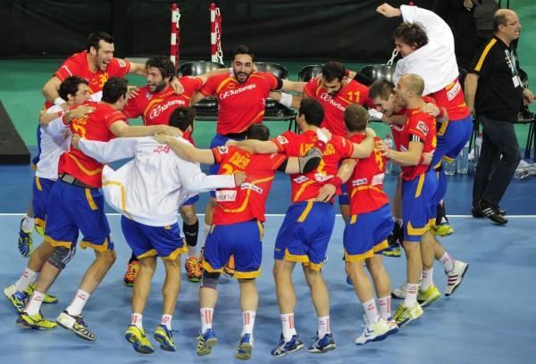 España-balonmano