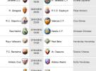 Liga Española 2012-2013 1ª División: retransmisiones y horarios de la Jornada 21