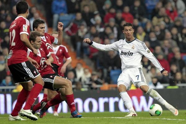 Copa del Rey 2012-2013: Real Madrid, Zaragoza y Sevilla a cuartos