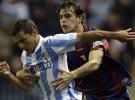 Copa del Rey 2012-2013: Málaga y Valencia ya están en cuartos