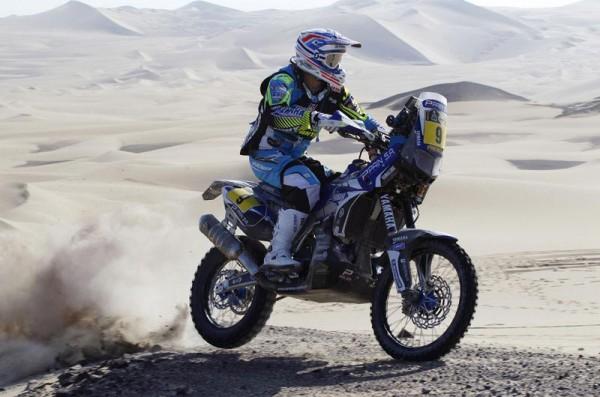 Olivier-Pain-Etapa-5ª-Arequipa-Arica-Dakar-2013-Befurious.com