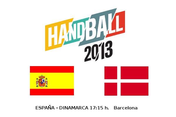 Final del Mundial de Balonmano 2013